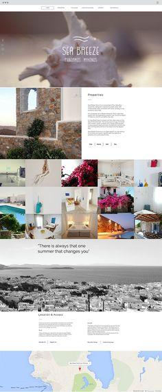 Sea Breeze | Panoramos Mykonos | Travel Website