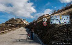 Subida a Castelluccio - LosMundosdeCeli