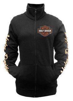 Harley-Davidson Women's Orange Bar & Shield Zipper Track Jacket 30291747 (2XL) Harley-Davidson http://www.amazon.com/dp/B00P8CYMPE/ref=cm_sw_r_pi_dp_x2rbwb00TE8J9