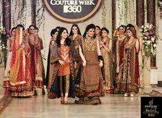 Pakistani Fashion Designer, Aisha Imran