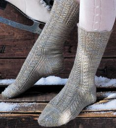 Looking for your next project? You're going to love Traveler's Socks [VKF06_12] by designer Vogue Knitting.