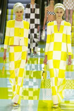 Louis Vuitton Spring 2013 Ready-to-Wear Collection on Style.com: Runway Review