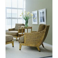 1000 Images About Living Rooms By Mcguire Furniture On