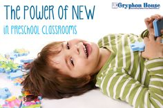 The Power of New -- Using Novelty to Help Children Learn