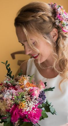 Ideas Para, Fashion, Bouquets, Brides, Flowers, Moda, La Mode, Fasion, Fashion Models