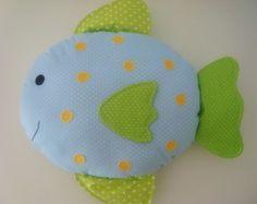 almofada peixe