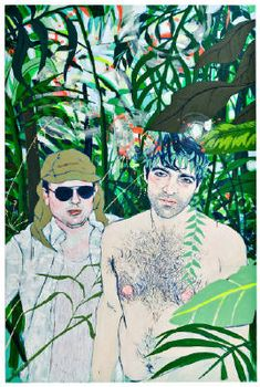 hope gangloff artist | Hope Gangloff Title: Mefloquine, 2008 presented by Richard Heller ...