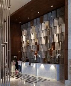 sheraton hotel lobby