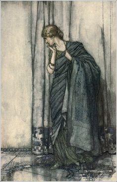 A midsummer-night's dream_Rackham, Arthur 25