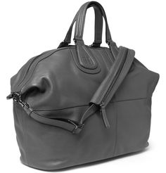 Givenchy Nightingale Leather Holdall Bag