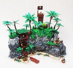 レゴ パイレーツ作品 「Pirate Paradise」 - LEGO LEAKS