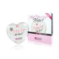 Hot Massage Heart XL The Best LoversPremium E22032