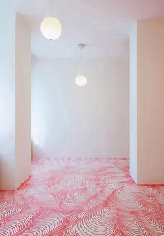 Permanent Marker Installations by Heike Weber