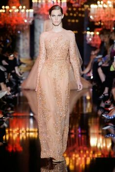 Elie Saab Couture Fall/Winter 2014 - 2015 Collection