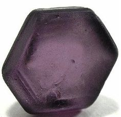 Taaffeite - Extremely rare gemstone - only a few thousand exist.