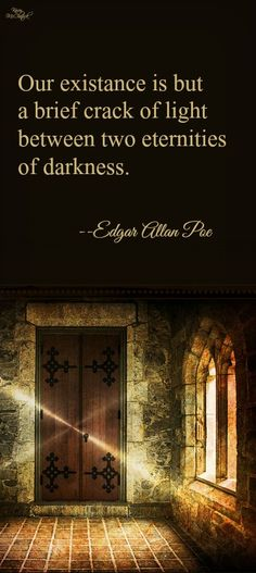 Michael McClintock Poetry Deep dark quote by Edgar Allan Poe. Edgar Allan Poe, Edgar Allen Poe Quotes, Edgar Allen Poe Tattoo, Poetry Edgar Allen Poe, Poem Quotes, Words Quotes, Life Quotes, Sayings, Dark Poetry