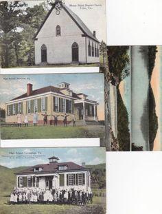 4-W-E-Burgess-post-cards-Virginia
