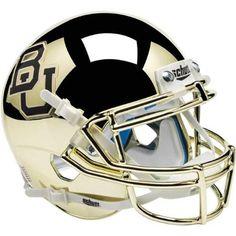 Baylor Bears Chrome Schutt XP Authentic Helmet - Alternate 3. College Football  HelmetsFootball UniformsBaylor ... b33a27f7a