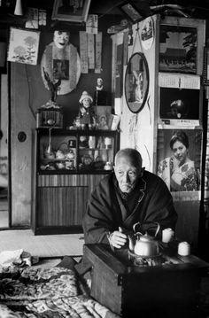Japan. Nakatsu 1965. Henri Cartier-Bresson
