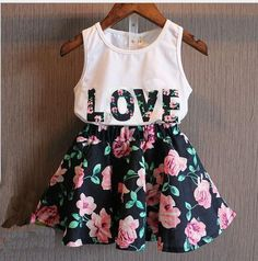 Cheap clothes toddler, Buy Quality clothes card directly from China clothes fire Suppliers:      2015 new summer girls clothing sets lace sleeveless tops+ pleated skirt suit fashion sweet kids summer clothes