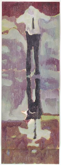 Echo Lake . Peter Doig //