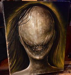 Sulfur 8x10 oil on canvas check out my shop http://ift.tt/1ZD2qS9 #dark #demon #darkart #horror #handmade #halloween #horrorart #oiloncanvas #oilpainting #originalart #instaart #instagood #instagram #instalike #instadaily #zackdunn #art #arte #artsy #artist #art2016 #artcollective #artfido #artgallery #thehorrorgallery #creepy #silenthill #gore #followme #trekell by zackdunn89