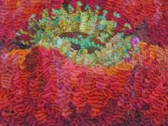 WandaWorks - 5 things to make you a better rug hooker and artist - Pass it on!