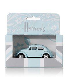 Harrods VW Beetle