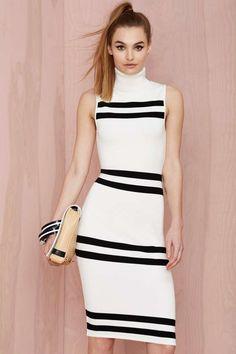 Nasty Gal Turtleneck Dress | Shop Clothes at Nasty Gal!