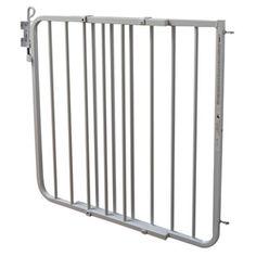 Cardinal Gates Auto-Lock Gate, White by Cardinal Gates, http://www.amazon.com/dp/B002CGRSXC/ref=cm_sw_r_pi_dp_gNyCrb077NH3V