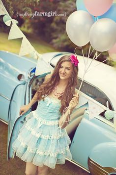 sweet 16 photoshoot ideas