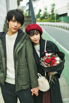 Twitter Anime Love Couple, Best Couple, Taishi Nakagawa, A Love So Beautiful, One Direction Photos, Annie Leibovitz, Body Poses, Girls Characters, Celebs