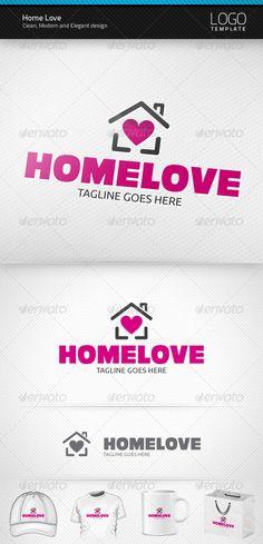 Home Love Logo | $29