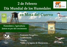 2 de Febrero Día Mundial de los Humedales.