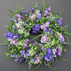 Wianek kwiatowy Nr 519