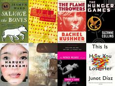 50 Books That Define the Past Five Years in Literature: Definitely need to check many of these out still!