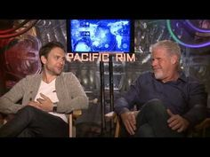 The Rockman Review: Pacific Rim with Ron Perlman and Charlie Day interview