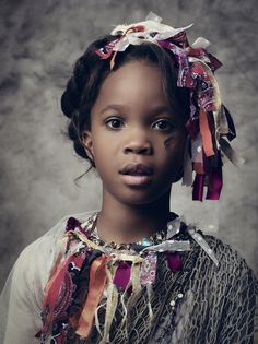 Quvenzhané Wallis is the first African-American child actor to earn an Oscar nomination, and the first person born in the 21st century to receive an Academy Award nomination.
