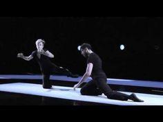 "Fou Glorieux / Louise Lecavalier ""So Blue"" August 6 + 8, 2013   Add on: August 9, 2013 Akademietheater, Vienna ImPulsTanz Performance Programme 2013 http://w..."