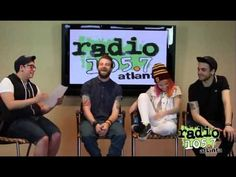 Paramore na Radio 105.7 em Atlanta