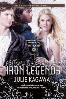 La Guardia de Los Libros : The First Kiss-Ash's POV, Saga Iron Fey 1.0, Julie...