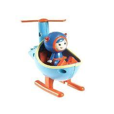 Amazon.com: Fisher Price Team UmiZoomi Geo & Umicopter Nickelodeon: Toys & Games