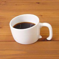 """Have you ever had """"that sinking feeling?"""" This sinking feeling coffee mug is a play on those words. It is a quirky, fun gift that will get people talking."""