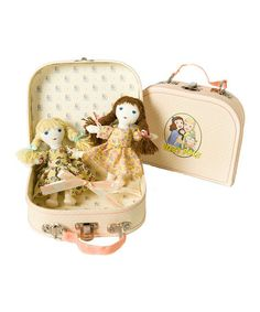 Take a look at this Mini Suitcase & Doll Set by Best Pals on #zulily today!  http://www.zulily.com/invite/Zulily20Store