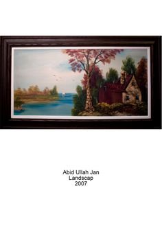 Art Work, Landscape, Frame, Decor, Artwork, Picture Frame, Work Of Art, Scenery, Decoration