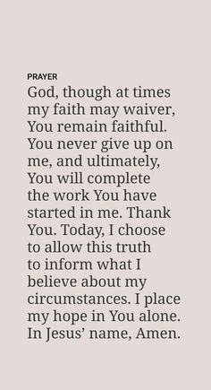 Prayer Scriptures, Prayer Quotes, Faith Quotes, Wisdom Quotes, Qoutes, Life Quotes, Prayer Box, Prayer Cards, Power Of Prayer