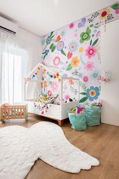 Kids room and nursery ideas Baby Bedroom, Home Bedroom, Girls Bedroom, Room Interior, Interior Design Living Room, Nursery Decor, Bedroom Decor, Nursery Ideas, Kids Room Design