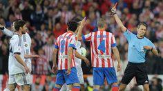 Real gặp may khi trọng tài Gomez cầm còi trận derby Madrid