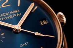 OFFICINE PANERAI – RADIOMIR 3 DAYS GMT ORO ROSSO – 47mm PAM598 Special Edition