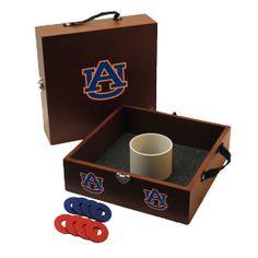 Auburn University Tigers Washer Toss